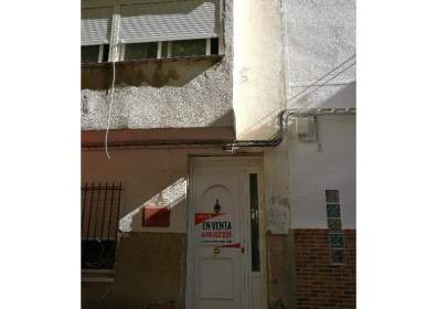 House in calle de La Villa, nº 4